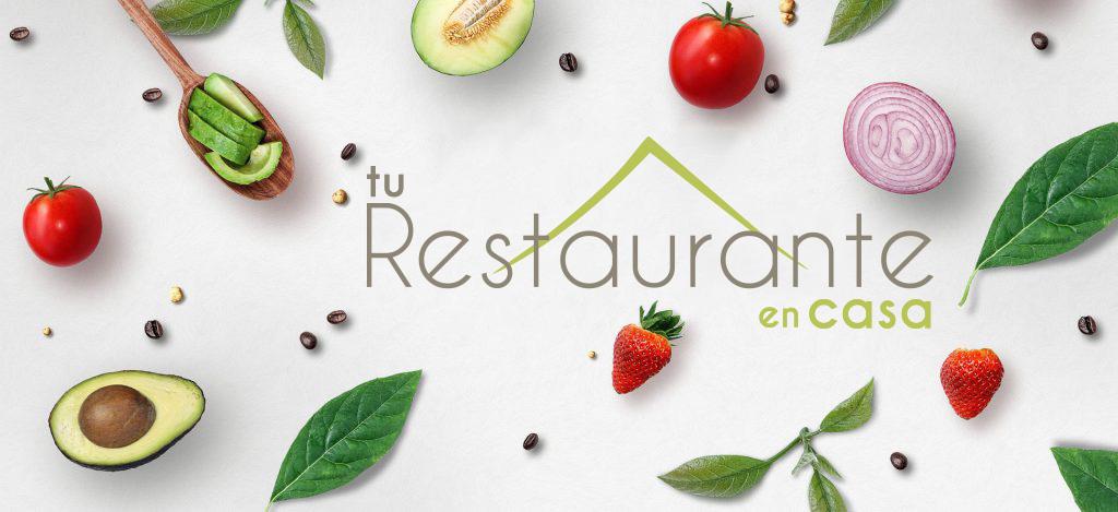 tu restaurante en casa- banner
