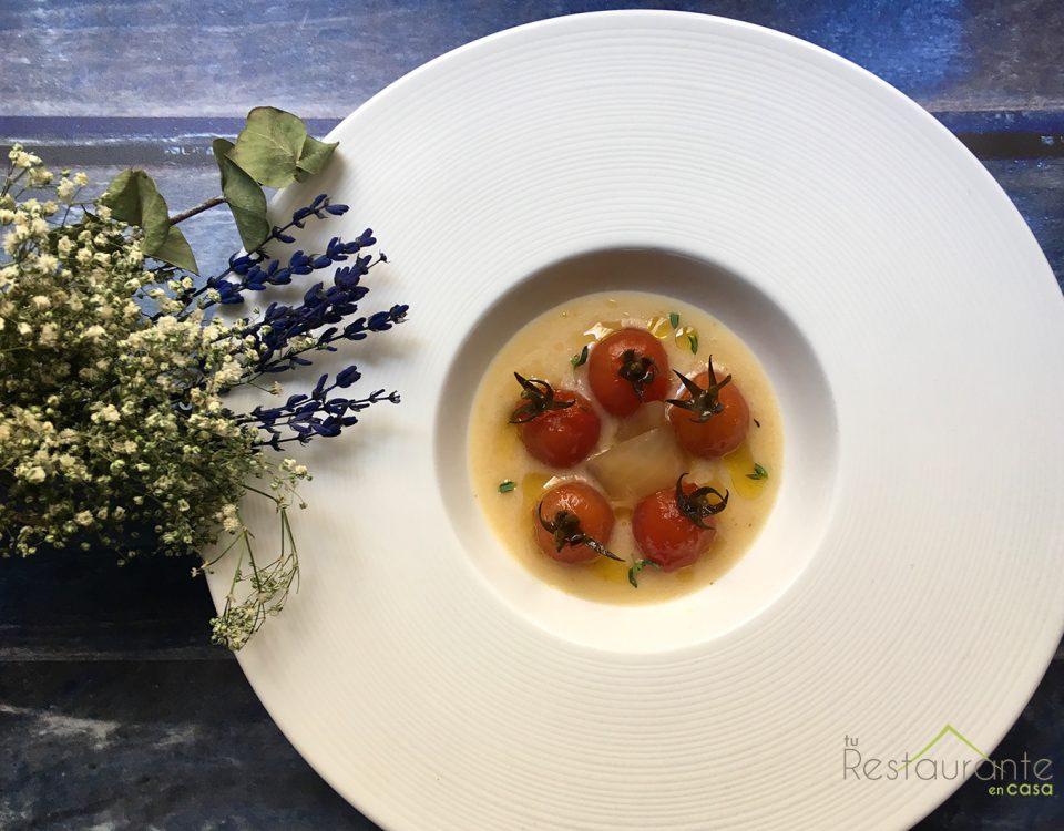 tomates en escabeche- tu restaurante en casa