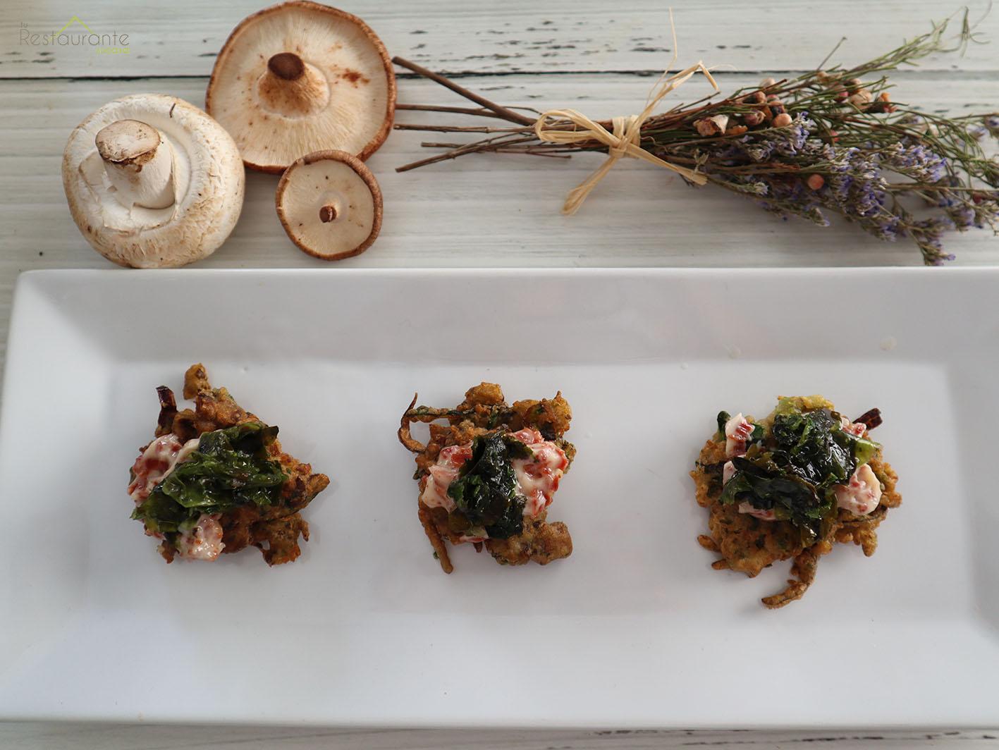 ortiguilla de tierra - tu restaurante en casa