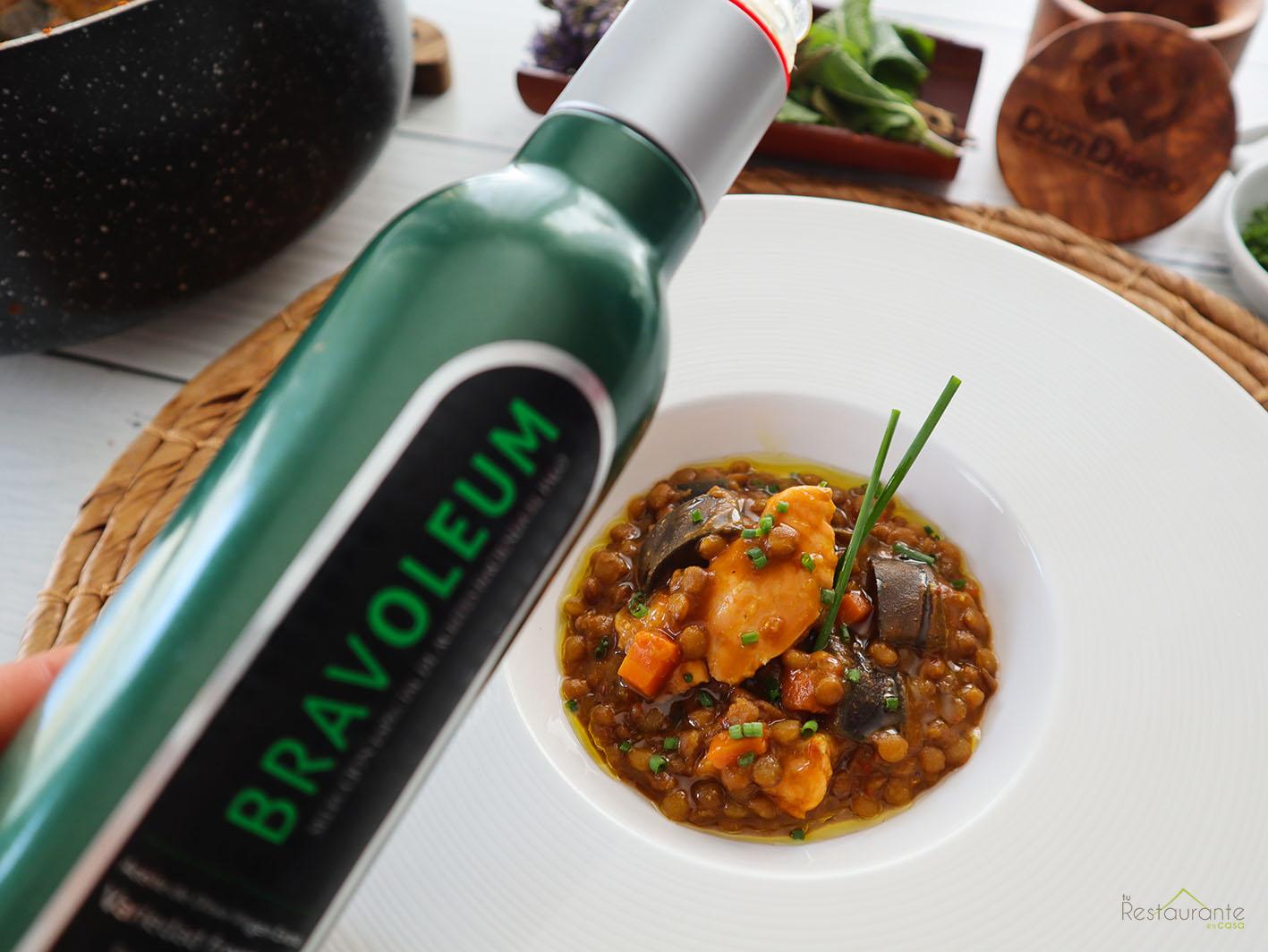 bravoleum frantoio - tu restaurante en casa