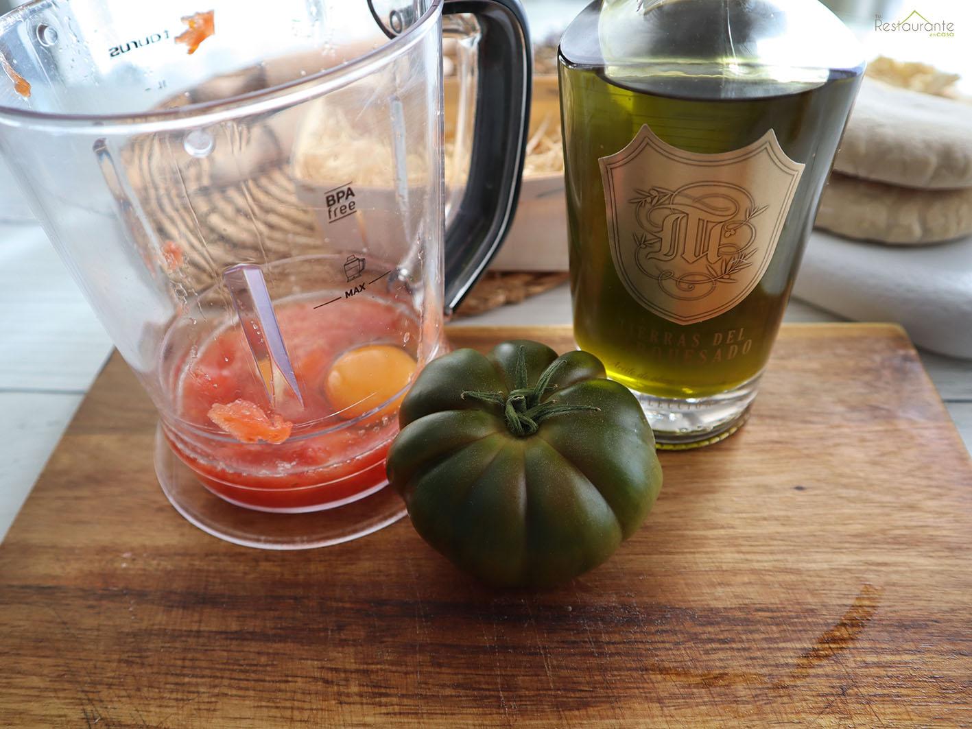 mahonesa tomate - tu restaurante en casa