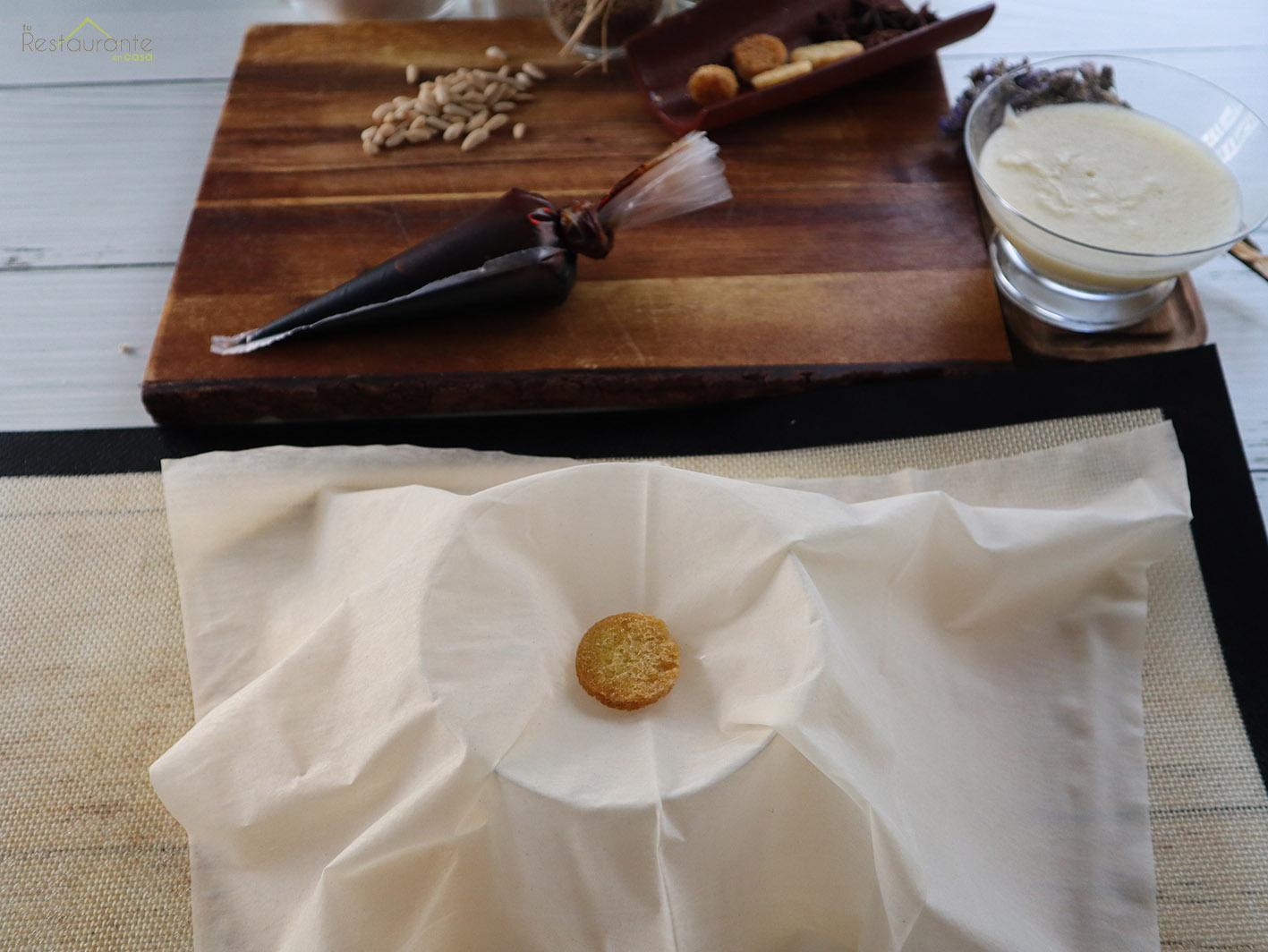 bositas de pasta filo - tu restaurante en casa