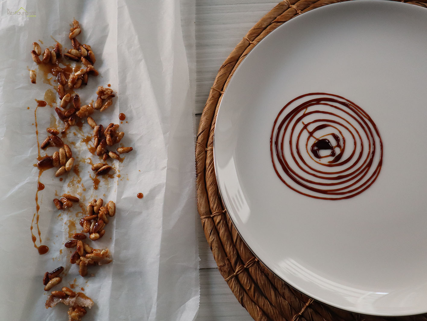 piñones caramelizados - tu restaurante en casa