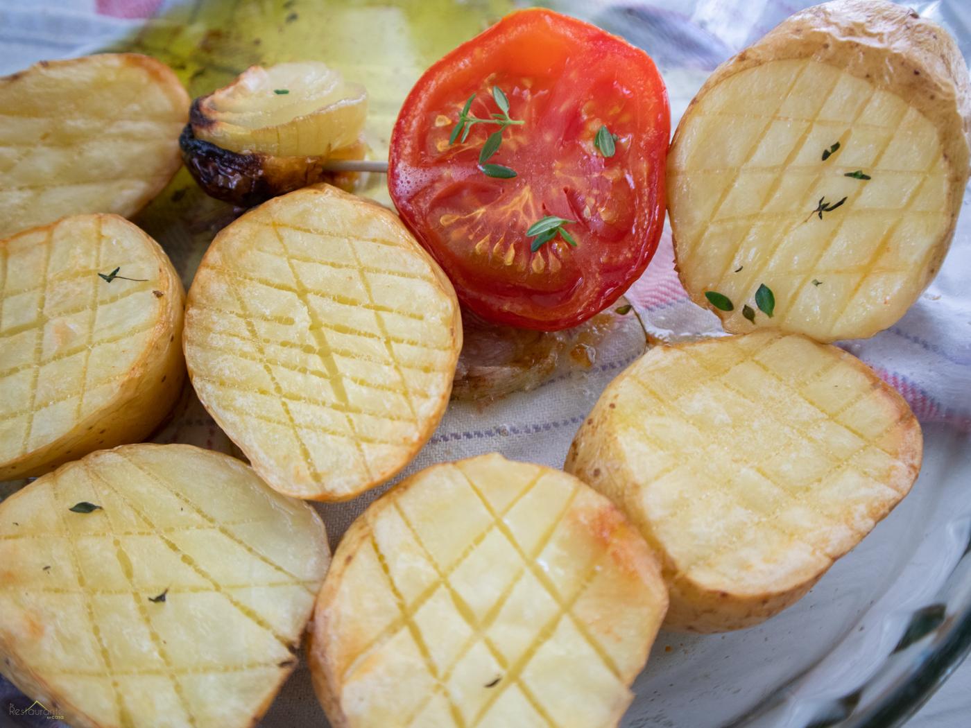 patatas asadas - tu restaurante en casa