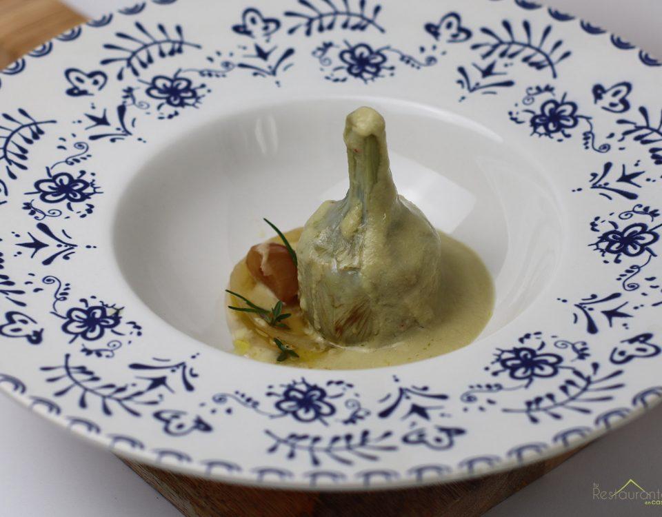 alcachofas en escabeche - tu restaurante en casa